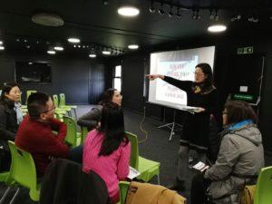A great Workshop at ISL