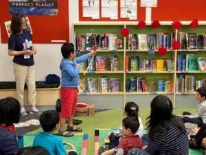 Mandarin Story and Activity Session at Woking Library